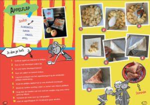 Het grote fantastische Plaza Patatta kinderkookboek - Nanda Roep