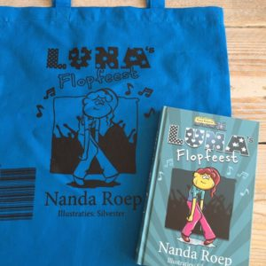 Luna's Flopfeest - Plaza Patatta - Nanda Roep