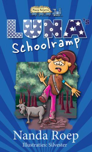 Luna's schoolramp - Plaza Patatta - Nanda Roep