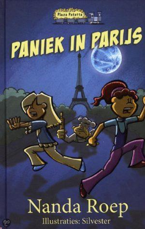 Paniek in Parijs - Plaza Patatta - Nanda Roep