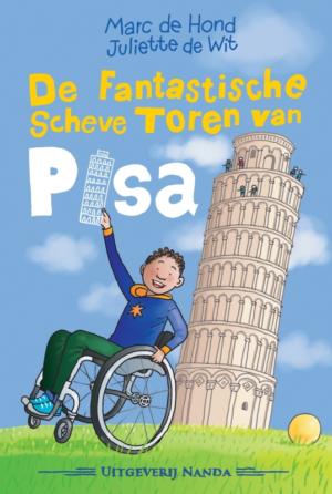 De fantastische scheve Toren van Pisa