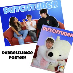 Extra poster Dutchtuber