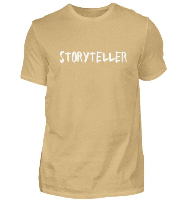 Shirt: Storyteller - Men Basic Shirt-224