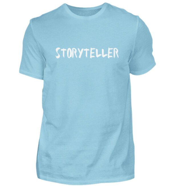 Shirt: Storyteller - Men Basic Shirt-674