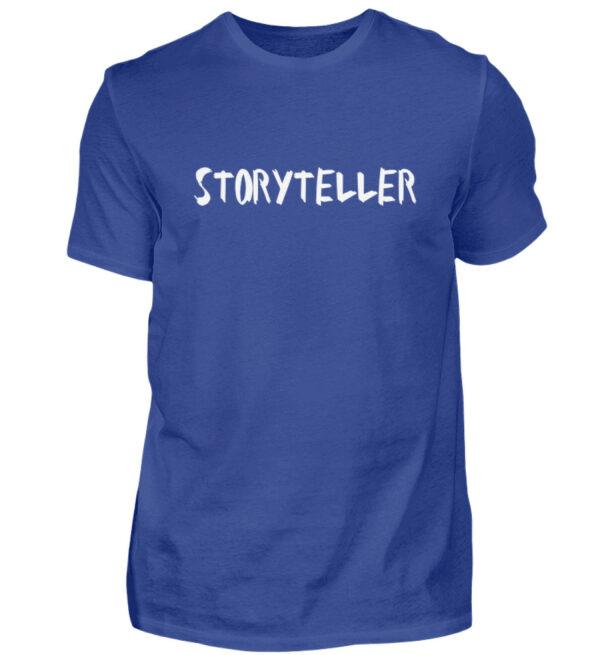 Shirt: Storyteller - Men Basic Shirt-668