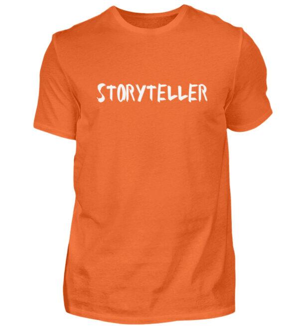 Shirt: Storyteller - Men Basic Shirt-1692