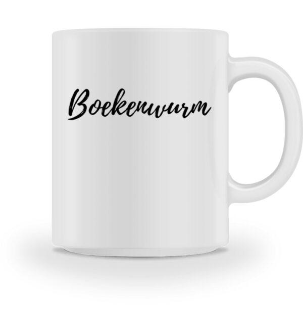 Mok- Boekenwurm - mug-3