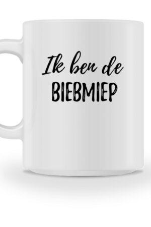 Mok –Ik ben de biebmiep - mug-3