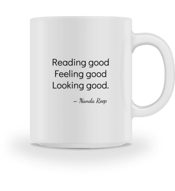 Mok-reading good - mug-3