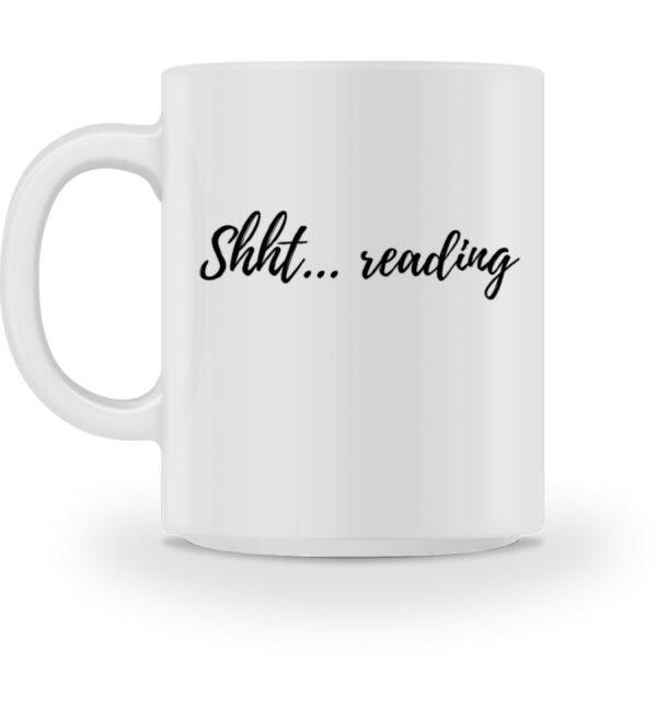 Mok –Shht... Reading - mug-3